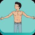 집에서하는헬스,홈웨이트트레이닝 패션근육 다이어트 운동