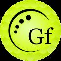 Golface - 高爾夫GPS, 分數紀錄與球隊管理 icon
