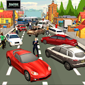 Highway Drive 3D icon