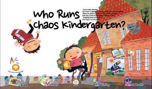 Who Runs Chaos Kindergarten