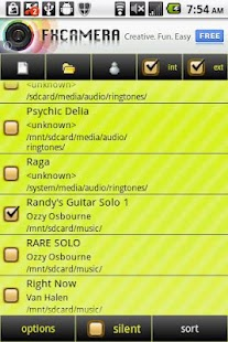 MP3 Ringtones Picker - screenshot thumbnail