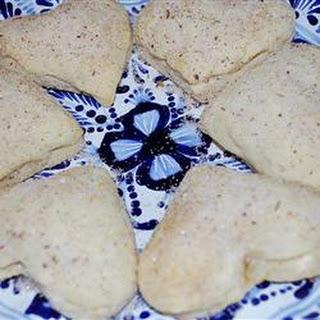 Empanadas de Pina (Pineapple Pastry Cookies).