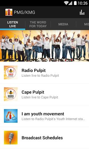 Pulpit Kansel App
