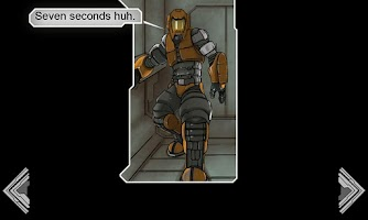 Screenshot of Dan In Space #1.5