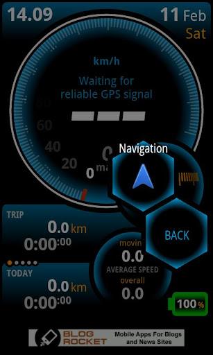 Ulysse Speedometer  screenshots 6