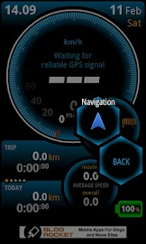 Ulysse Speedometer Screenshot 6