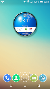 Wear Zooper Widget