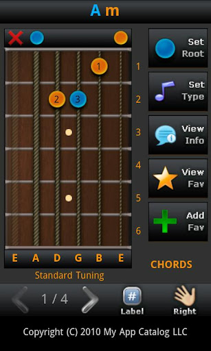 All Guitar Chords 1.4.0.apk (All_Guitar_Chords) free download ...