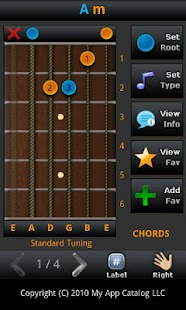 All Guitar Chords - screenshot thumbnail