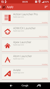 玩個人化App|Umbra - Icon Pack免費|APP試玩