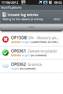 Opencaching QuickFind- screenshot thumbnail