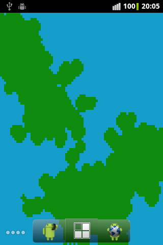 WorldGen Live Wallpaper- screenshot