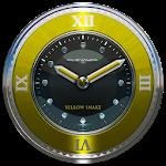 yellow snake clock widget 2.70 (Paid)