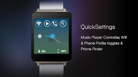 Swipify - Wear Launcher Screenshot 8