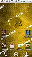 Screenshot of Iowa Hawkeyes Live Wallpaper