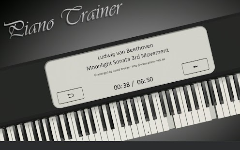 Virtual Piano Trainer- screenshot thumbnail