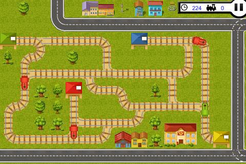 Train Mania Lite - screenshot