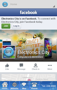 Electronics City Guyana screenshot 0