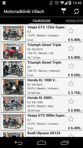 Motorradklinik Villach