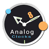 Analog Clocks Pack 8 UCCW Skin
