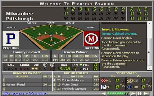 Sim Dynasty Baseball - screenshot thumbnail