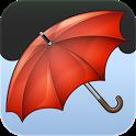 Regenmelding icon