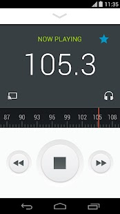 Motorola FM Radio - screenshot thumbnail