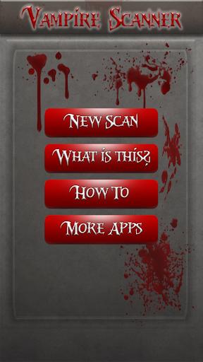Vampire Scanner Simulation