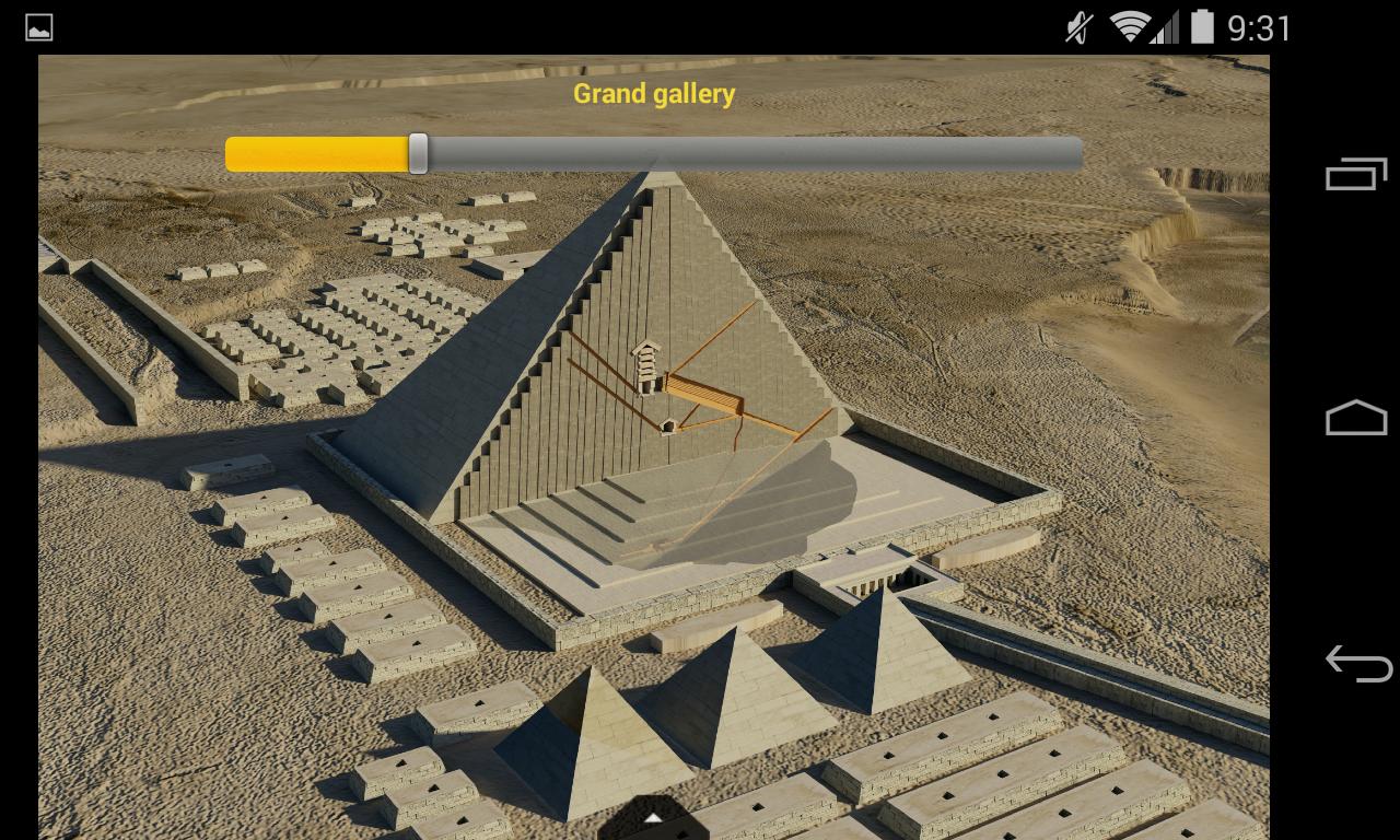 Ancient Egypt D Google Play Store Revenue Download Estimates - Map of egypt 3d