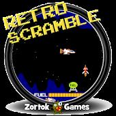 Retro Scramble (1 or 2 player)
