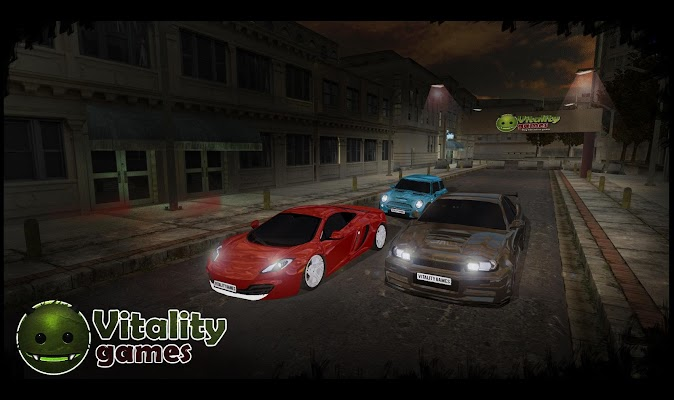 3D Parking: City Rumble - screenshot