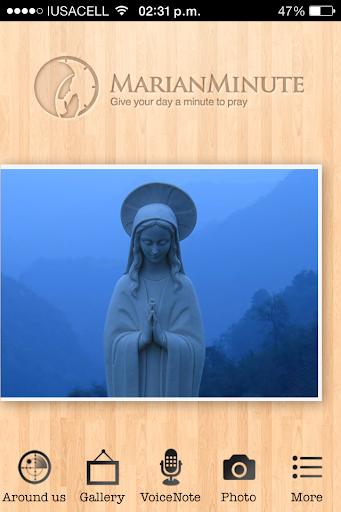 Marian Minute