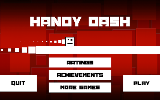 Handy Dash Runner Game