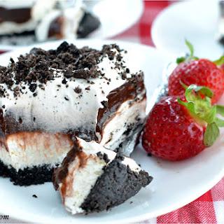 No Bake Oreo Delight.