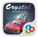 Crystal GO Launcher Theme mobile app icon