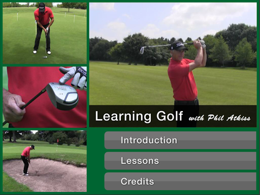 Golf Video Lessons FREE