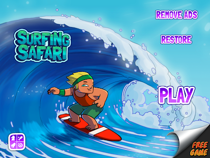 Surfing Safari - Free Racing