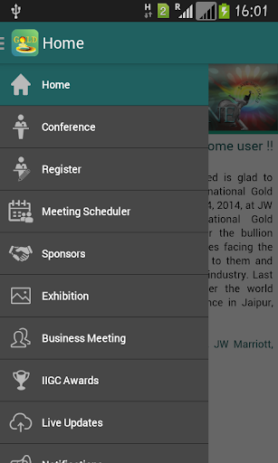 GOLD CONVENTION - 2014