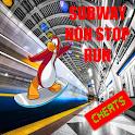 Subway Non stop run icon