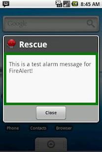 FireAlert- screenshot thumbnail
