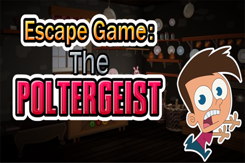 Escape Game : A Poltergeist