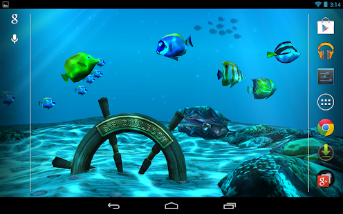 Ocean HD- screenshot thumbnail