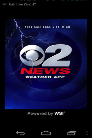 KUTV WX - screenshot