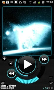 Astro Player (old)- screenshot thumbnail