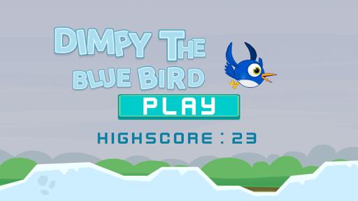 Dimpy The Blue Bird