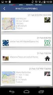 Hellotracks - Live GPS Tracker - screenshot thumbnail