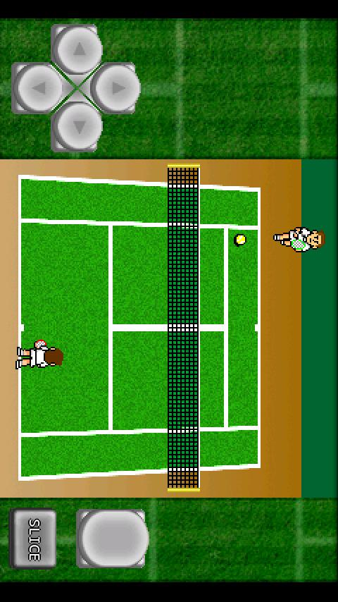 Gachinko Tennis - screenshot