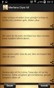Mevlana'dan Veciz Sözler - náhled