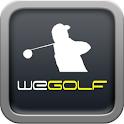 WeGolf Golf GPS logo