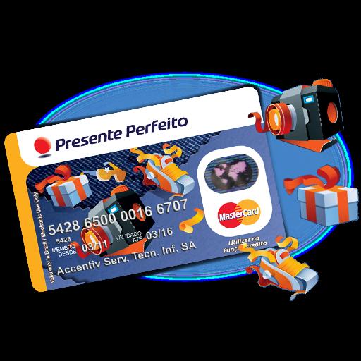 Presente Perfeito - Mastercard LOGO-APP點子